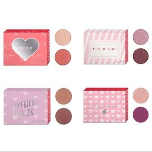 Colourpop Love Collection Eyeshadow Duo Bundle